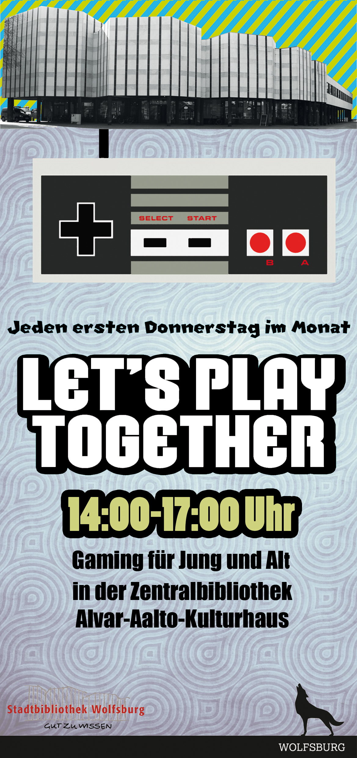 Let's Play Together Flyer